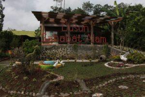 Dusun Sahabat Alam merupakan wahana wisata alam dan edukasi pelestarian lingkungan oleh PRO OUTBOUND