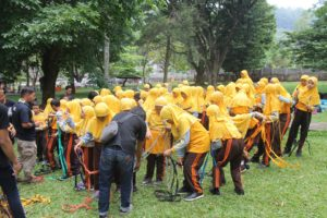Outbound Anak di Malang