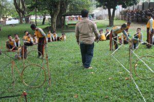 Outbound Anak di Malang - Belajar melalui alam akan membantu tumbuh kembang anak lebih cepat