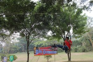 games outbound pacet High Ropes