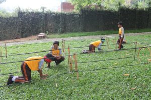 Contoh Games Outbound