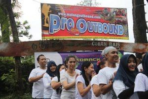 Lokasi Outbound Coban Rais Malang
