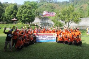 Event Organizer Outbound Gelombang II