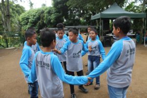 Contoh Games Outbound Kerjasama